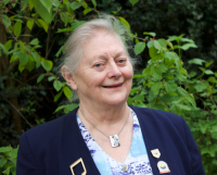 Christine Hollis, President